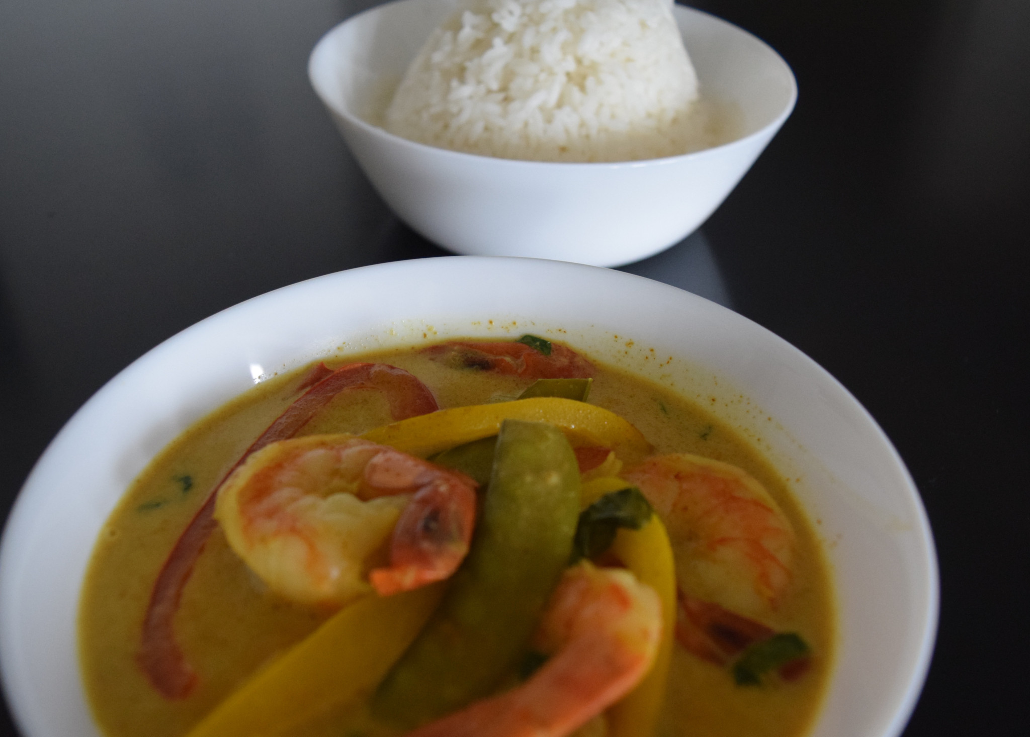 Recipe #3: My First Attempt at Red Curry.